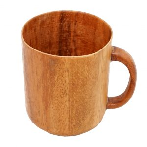 Glass mug ori