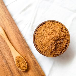 Natural palm sugar