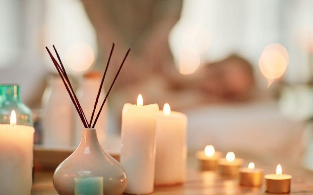 aromatherapy types