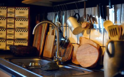 Care of Wooden Kitchen Utensils And Have Them Last A Lifetime